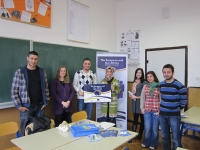 EU QUIZ –COMPETITION IN KNOWLEDGE ABOUT THE EUROPEAN UNION FOR HIGHSCHOOL STUDENTS