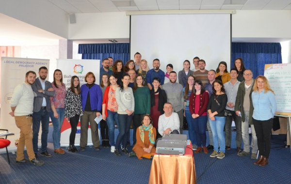 THE FOURTH REGIONAL NETWORK MEETING