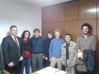 "TECHNICAL VISIT TO ZAVIDOVICI BY ""SEENET"" PROJECT TEAM"