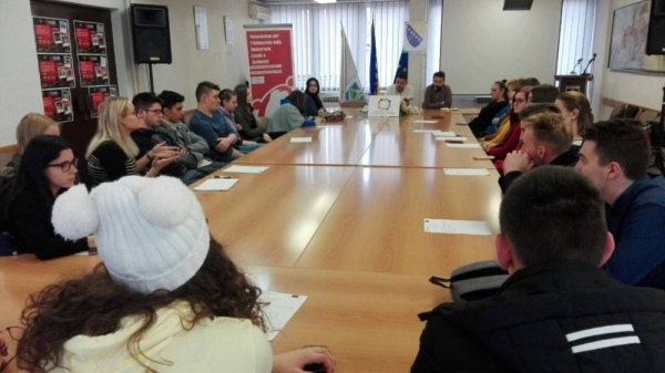 YOUTH TAKING OVER DAY IN ZAVIDOVIĆI