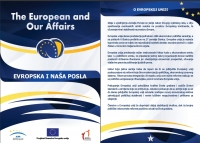 "AWARENESS RAISING ACTIVITIES OF ""EUROPEAN AND OUR AFFAIRS"""