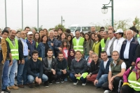 LDA ZAVIDOVICI SENT TWO EVS VOLUNTEERS TO TURKEY