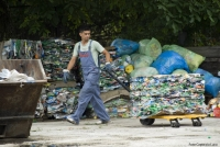 Enlargement of the separate waste collection system in the urban area of Zavidovici