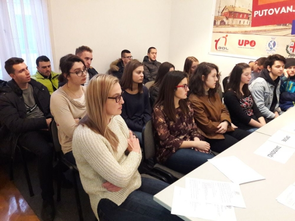 YOUTH COUNCIL OF THE MUNICIPALITY ZAVIDOVICI FOUNDED