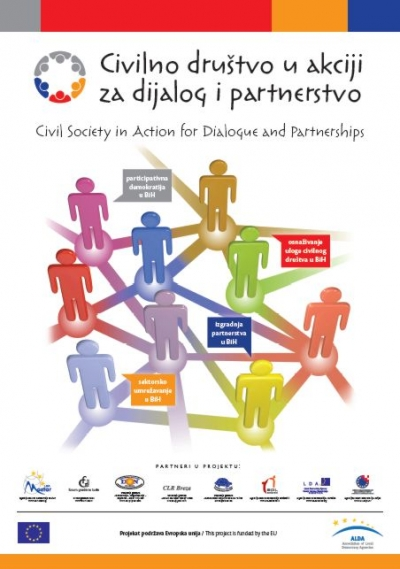 "THE COLLECTION OF CONTRIBUTIONS FROM THE ""CIVIL SOCIETY IN ACTION FOR DIALOGUE AND PARTNERSHIPS"" PUBLISHED"