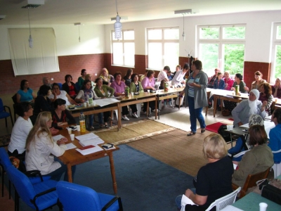 "PROJECT ""STRENGHTENING THE ROLE OF WOMEN IN PUBLIC AND POLITICAL LIFE"" IN ZAVIDOVICI"