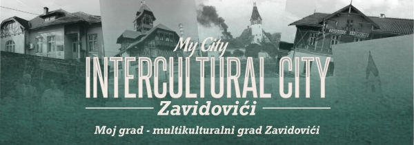 """MY CITY – INTERCULTURAL CITY"" A RESEARCH WORKSHOP FOR YOUNG PEOPLE IN ZAVIDOVIĆI"