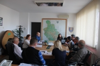 FOREST MANAGMENT - MEETINGS WITH THE LOCAL STAKEHOLDERS