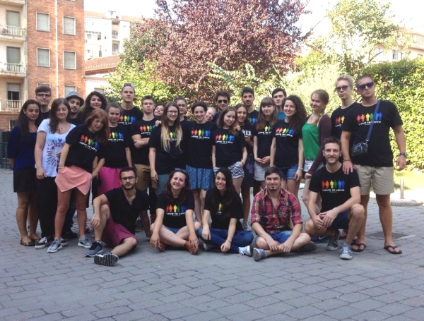 GENDER COOPEARTION 1.0–YOUTH EXCHANGE IN TORINO