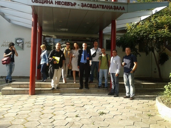 "MID-TERM CONFERENCE OF THE PROJECT ""DECIDE"" HELD IN NESSEBAR, BULGARIA"