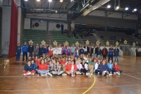 "FEMALE VOLLEYBAL TEAM FROM ZAVIDOVICI PARTICIPATE IN TOURNAMENT ""ALESSANDRA NAVONI 2015"" IN RONCADELLE (ITALY)"