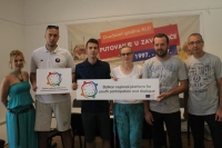 RESULTS OF THE PUBLIC CALL FOR THE LOCAL YOUTH INITIATIVE ZAVIDOVIĆI