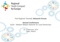 REGIONAL THEMATIC NETWORK FORUM IN TIRANA