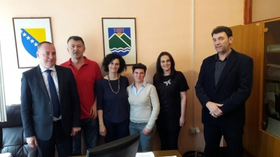 BUILDING RESILIENT COMMUNITIES IN BIH – THE PROJECT RESULTS