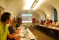 "PRINCE ""CIVIL TRUST BUILDING"" PROJECT: MID-TERM EVALUATION MEETING - VIENNA 24/25 JUNE"
