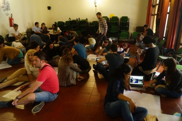 PROJECT EYES-EUROPEAN YOUTH ENVIRONMENT SENTINELS: 8-DAYS TRAINING IN VICENZA, ITALY