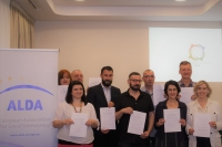 BALKAN NETWORK FOR LOCAL DEMOCRACY